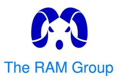 The RAM Group Logo